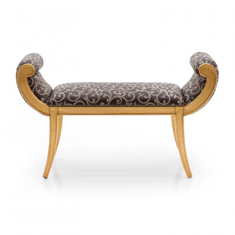 classic style wood bench barchetta 8094 3298