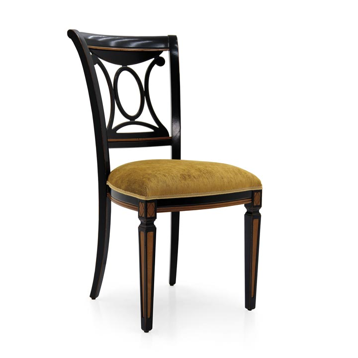 classic style wood chair archetto 69 2043