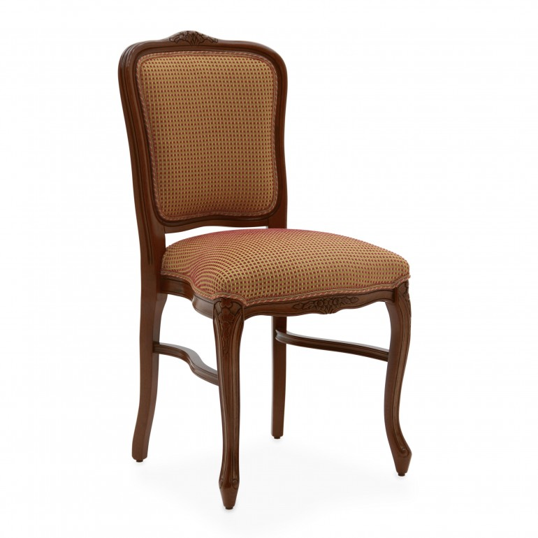 classic style wood chair fiorino b 4067