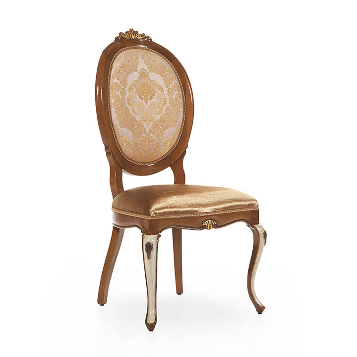 classic style wood chair flaubert 87 7838