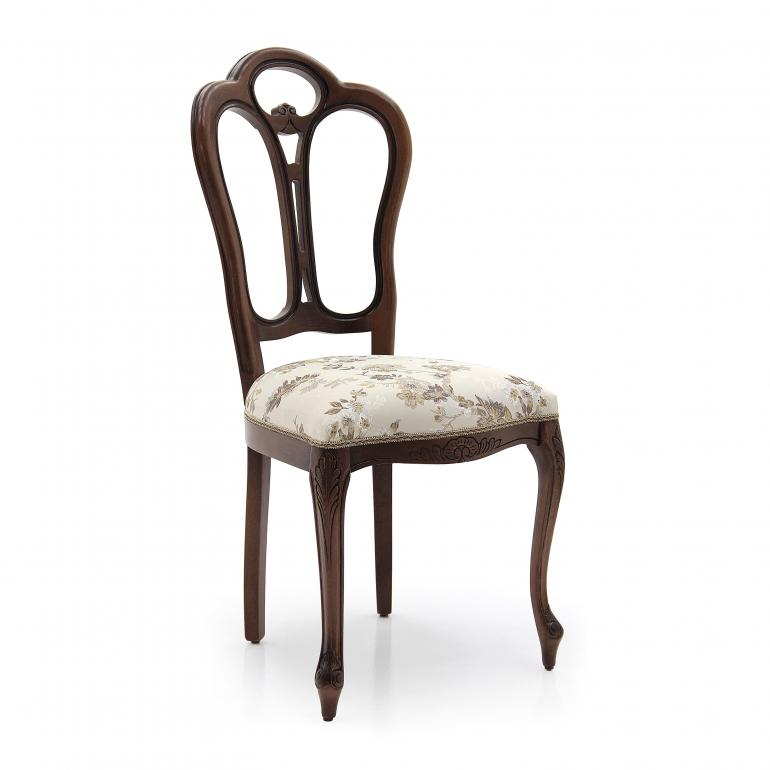 classic style wood chair giglio 63 7773
