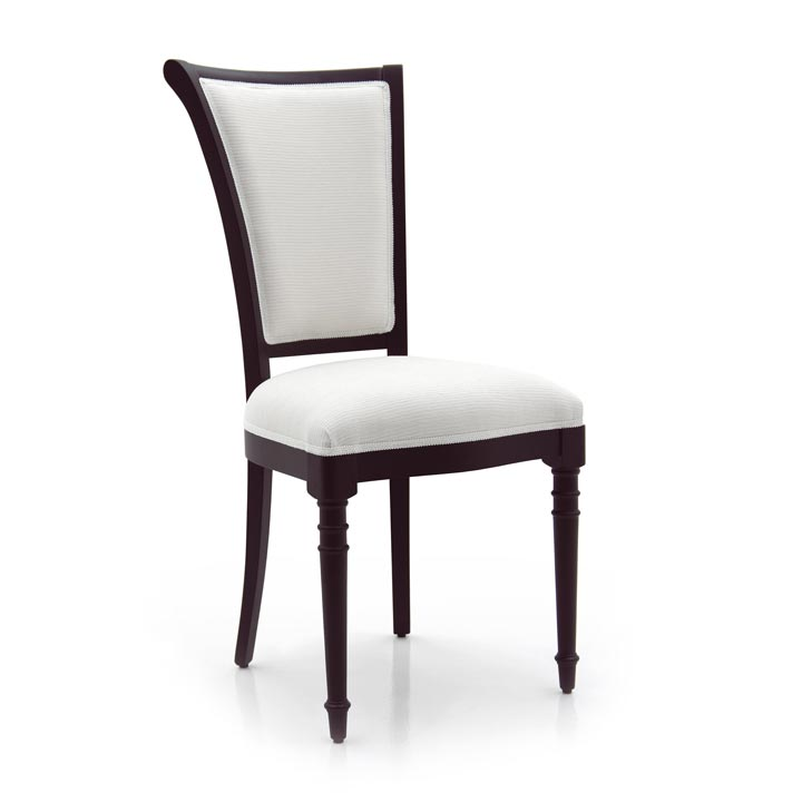 classic style wood chair goethe 1673