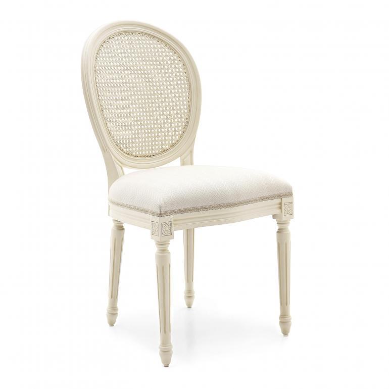 classic style wood chair luigi 98 5711