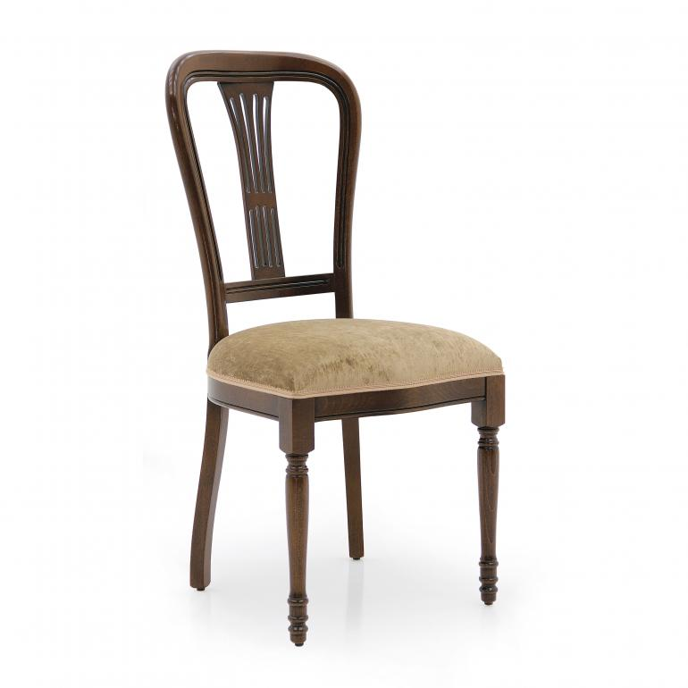 classic style wood chair moderna 13 6659