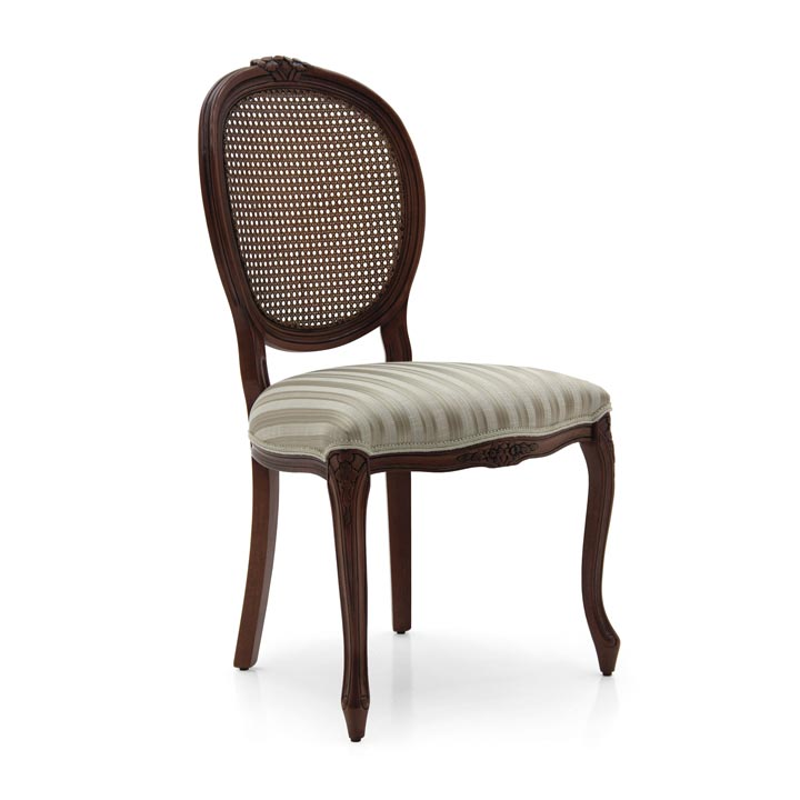 classic style wood chair rousseau b 791