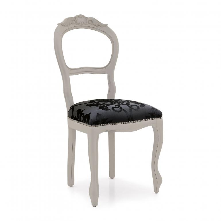 classic style wood chair stellina 7 55 4651