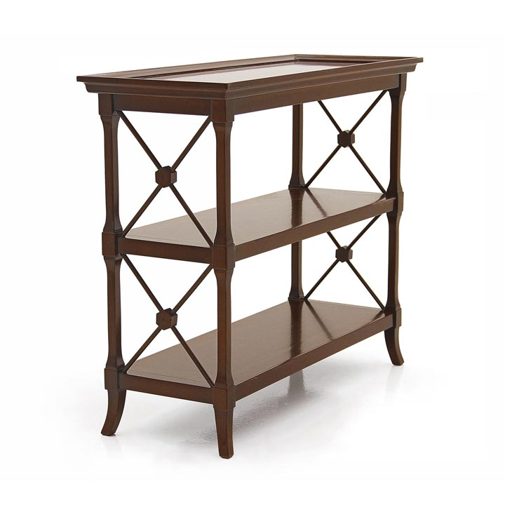 classic style wood magazine rack orfeo c 5481