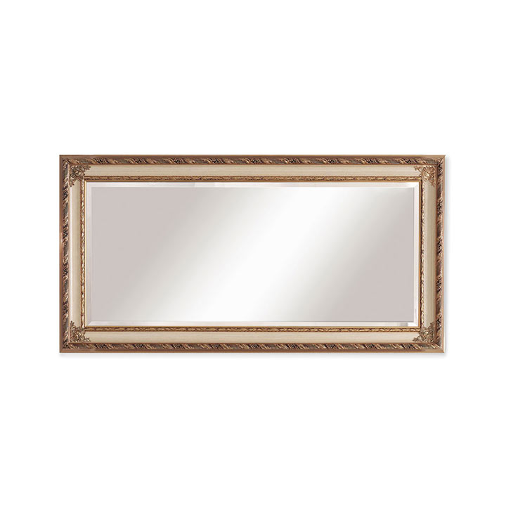 classic style wood mirror antonia 30 2435