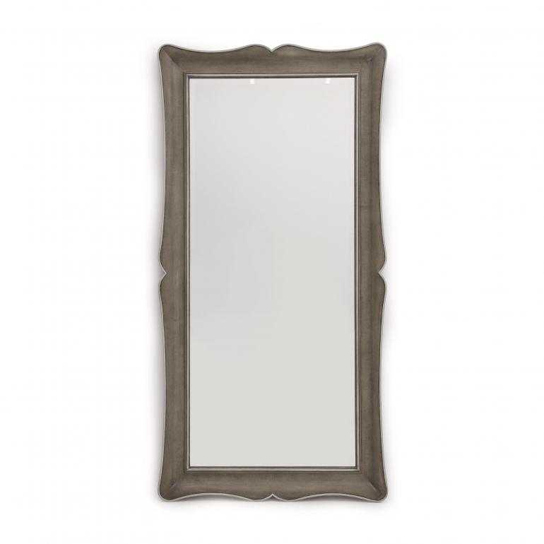 classic style wood mirror mesaria 30 8160