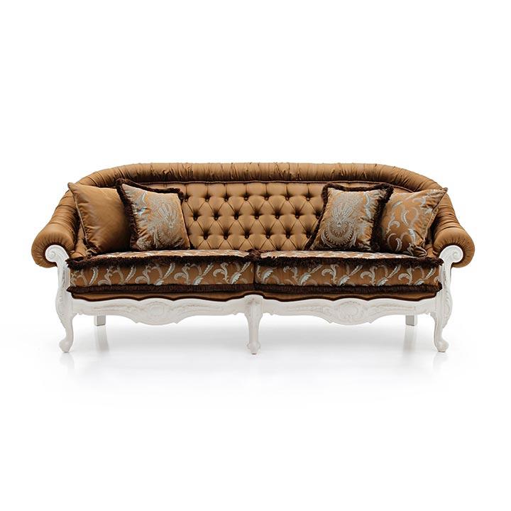 classic style wood sofa europa c 2617