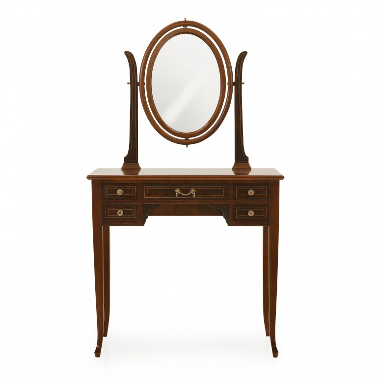 classic style wood writing desk adone 6311