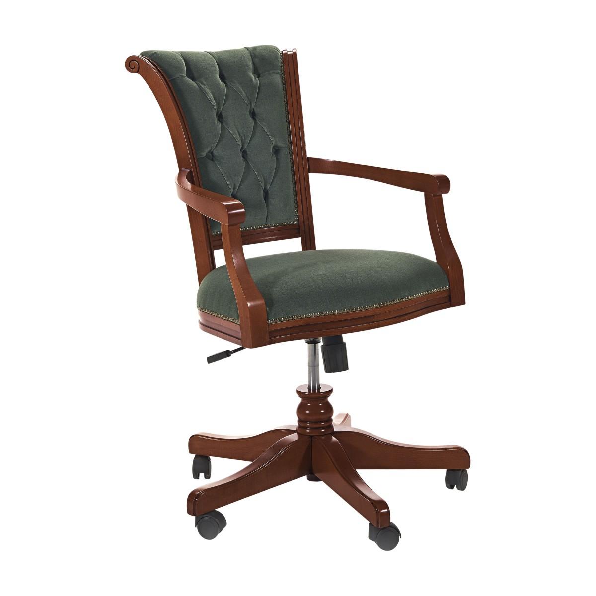 classic swivel chair paris 5795