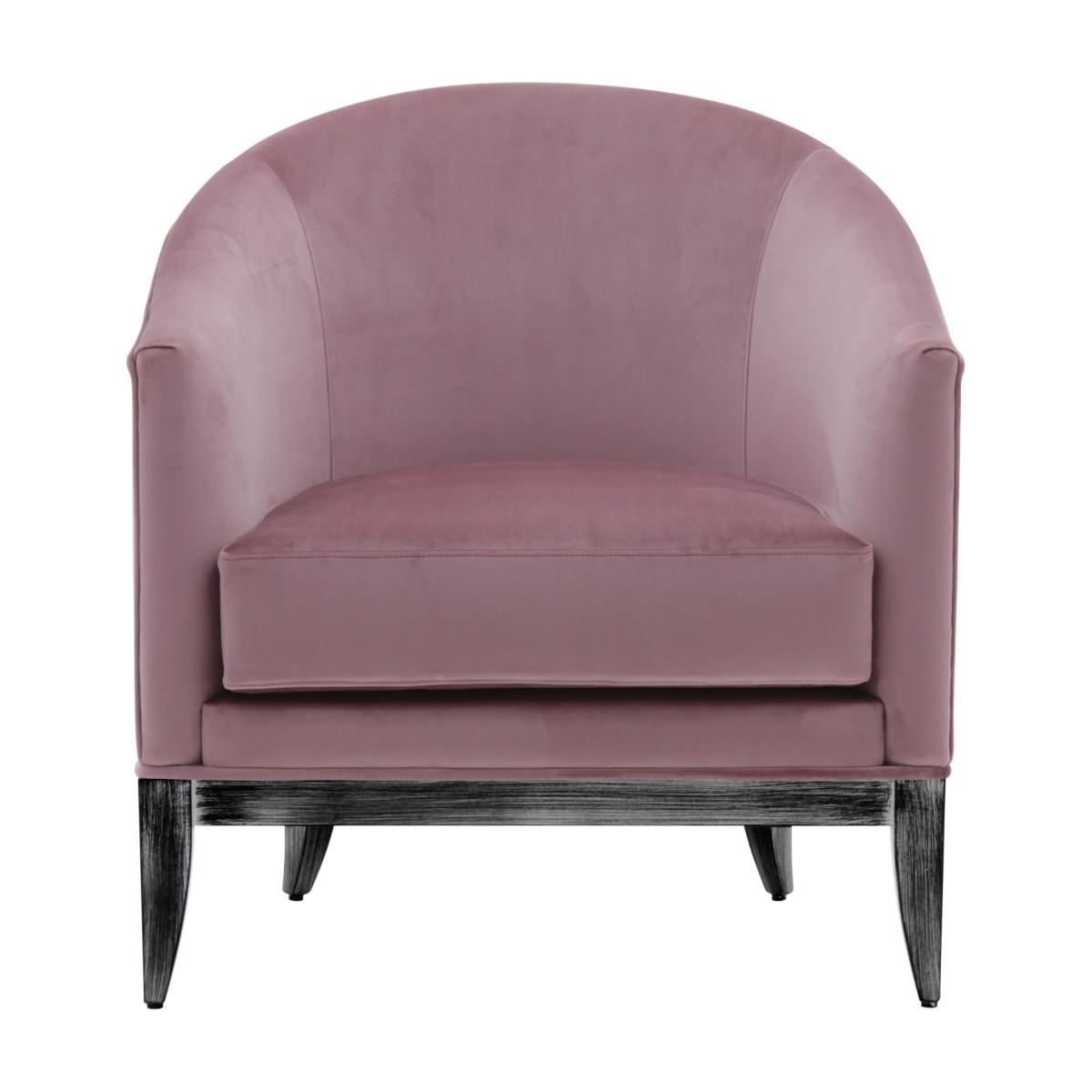contemporary armchair king 9563