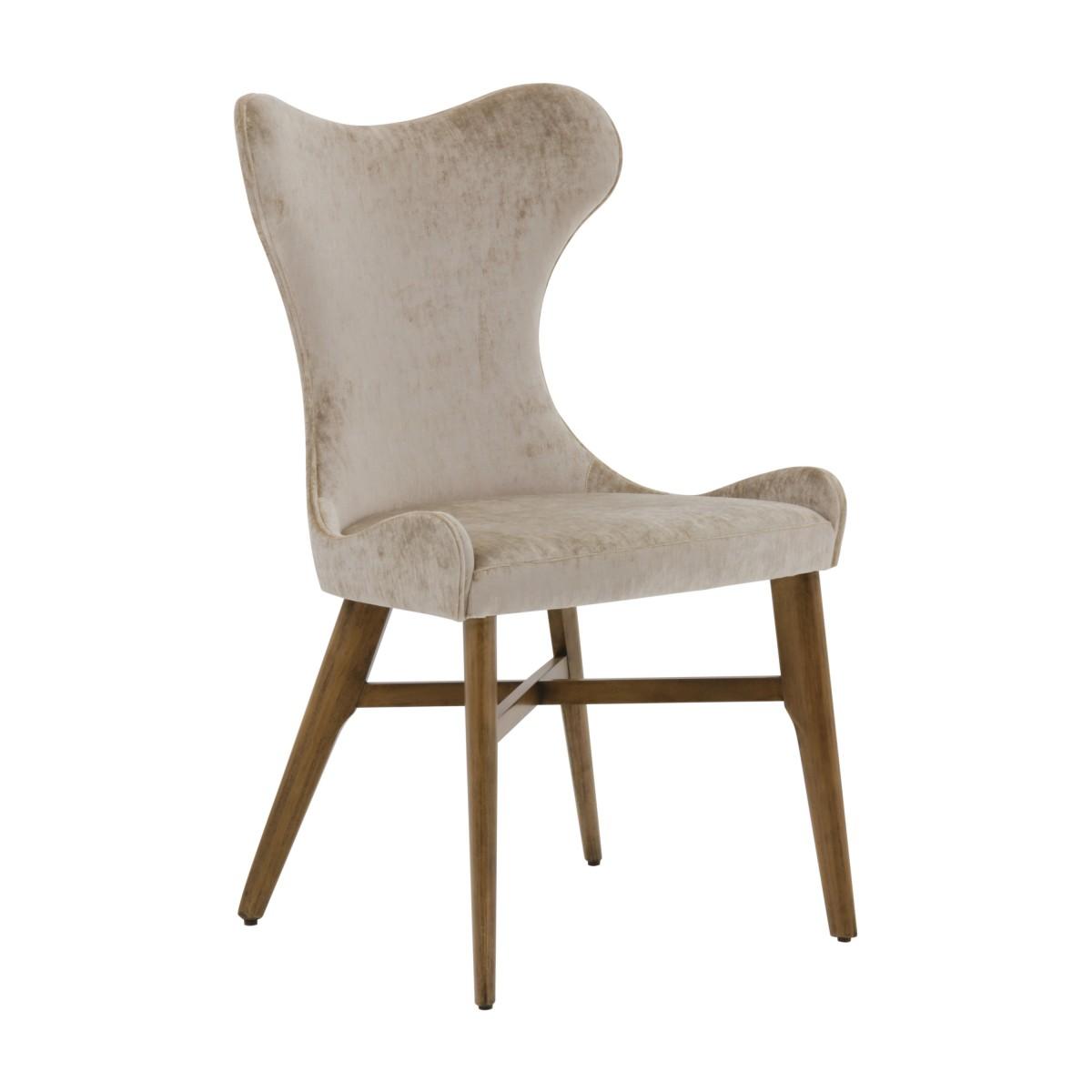 contemporary chair auribus 1306