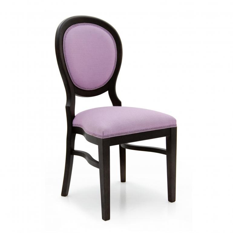 sedia legno stile contemporaneo