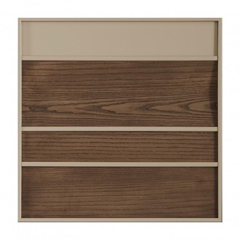 contemporary wooden panel vivilla 135