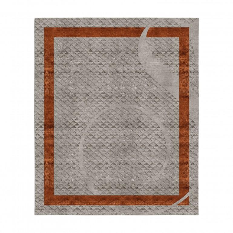 handmade rugs frame 2504
