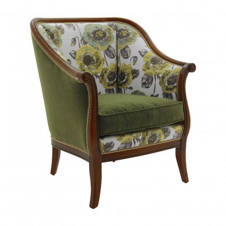 hotel armchair sara 1810