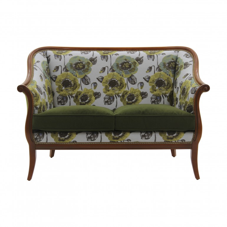 classic style wooden sofa