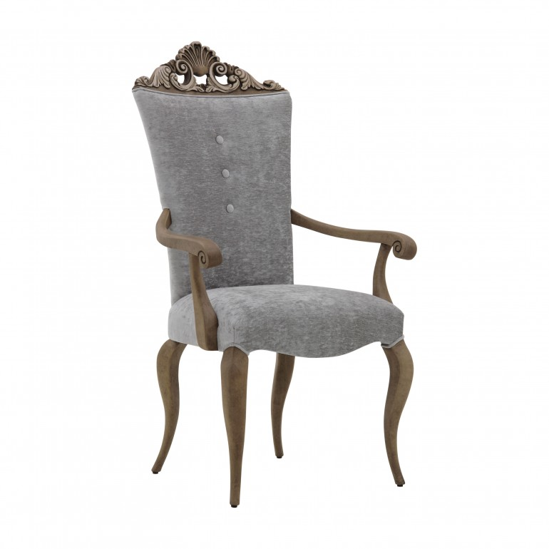 italian armchair antesia 1149