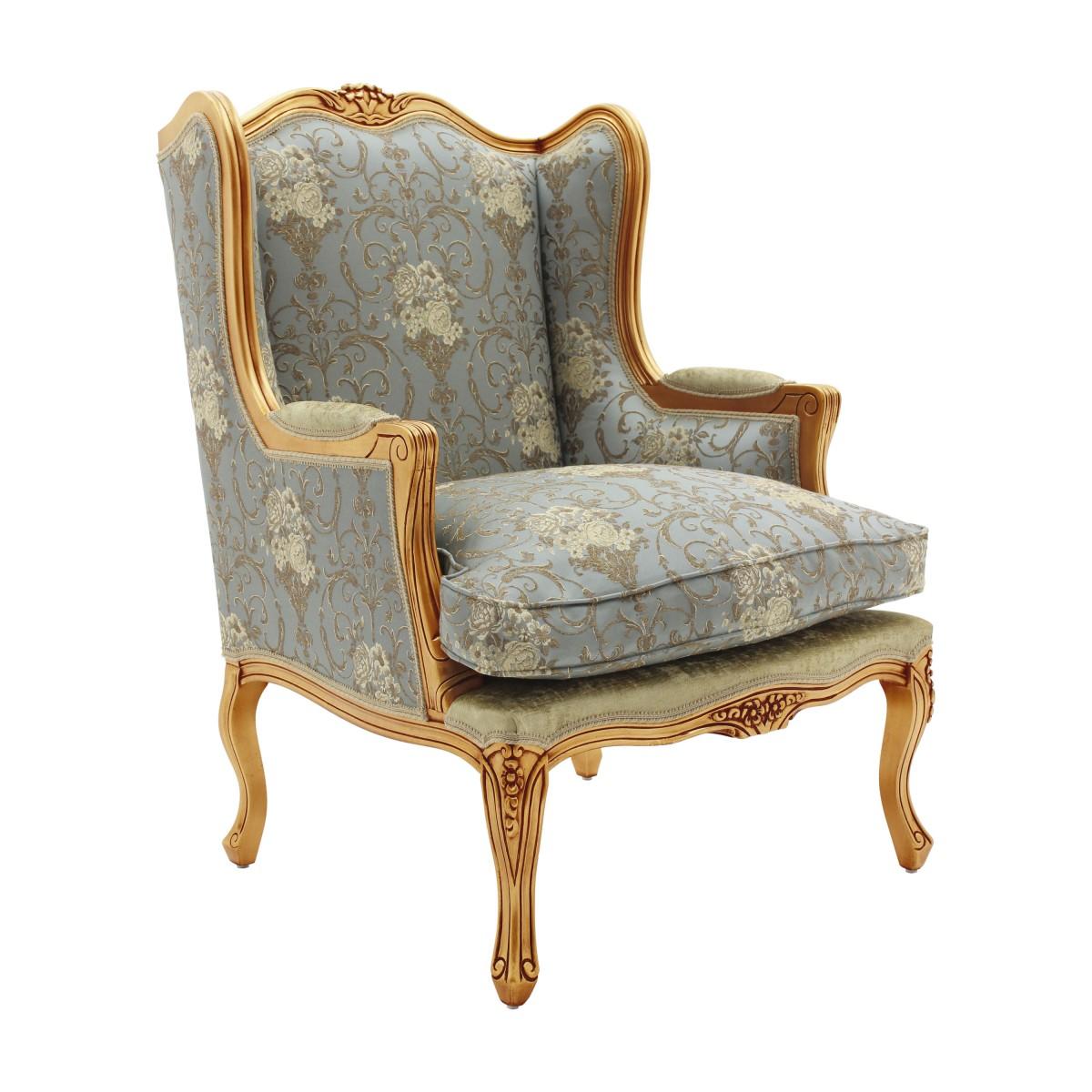 italian armchair enea 0 6421