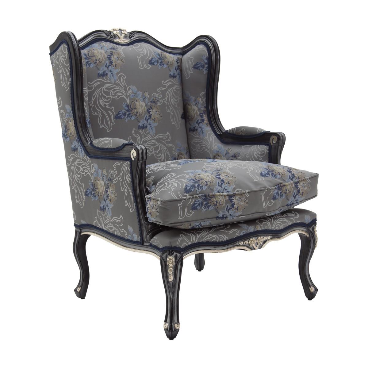 italian armchair enea 0 7516