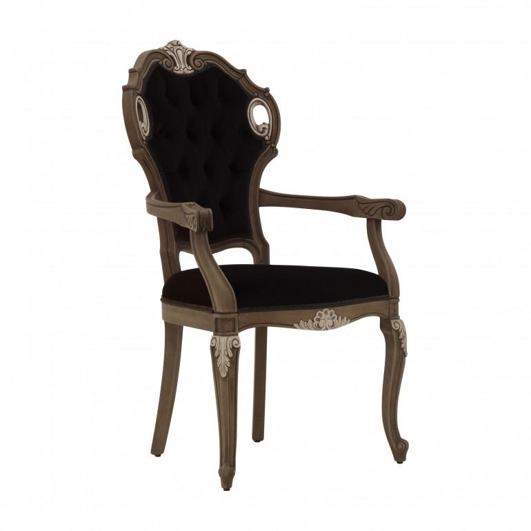 italian classic armchair alcide 5269