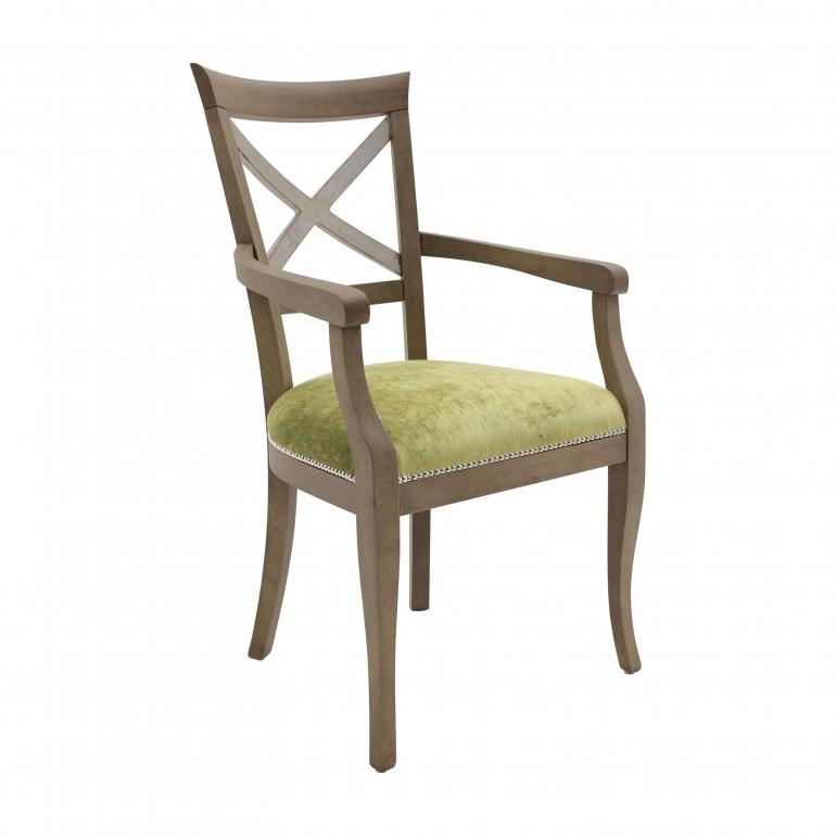 italian classic armchair croce 8799