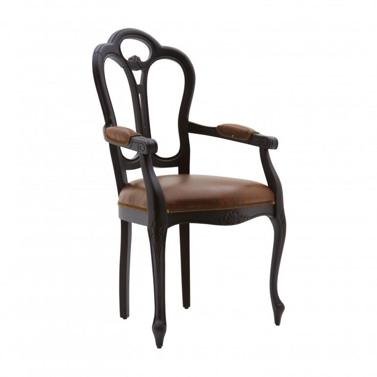 italian classic armchair giglio 6262