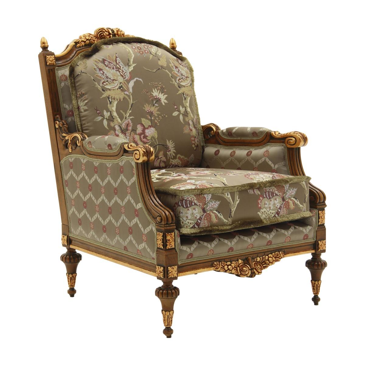 italian classic armchair giove 2 7523