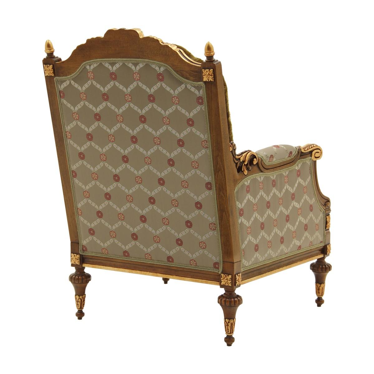 italian classic armchair giove 4 740