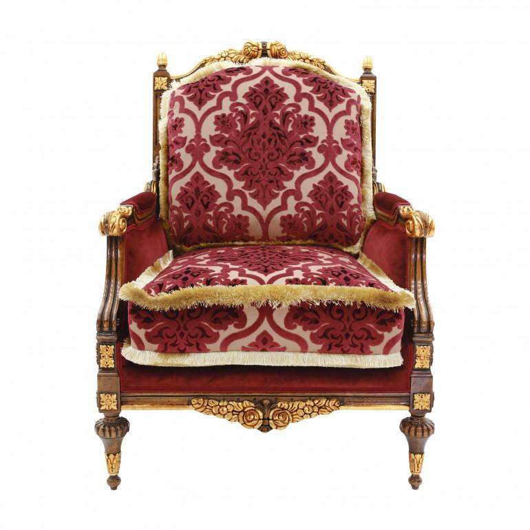 italian classic armchair giove 8120