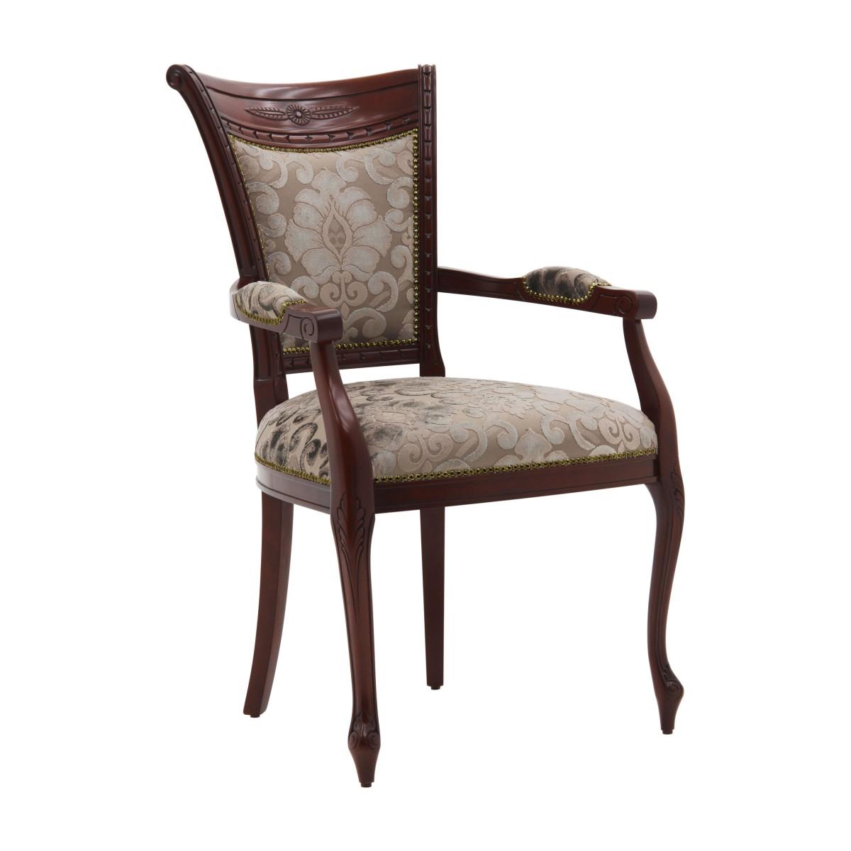 italian classic armchair jersey 1 1587
