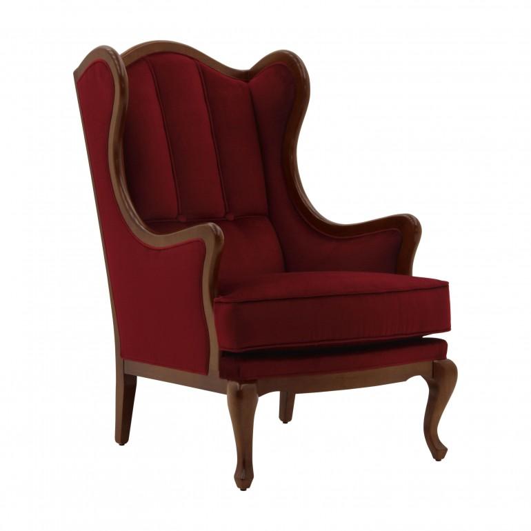 italian classic armchair leia 8913