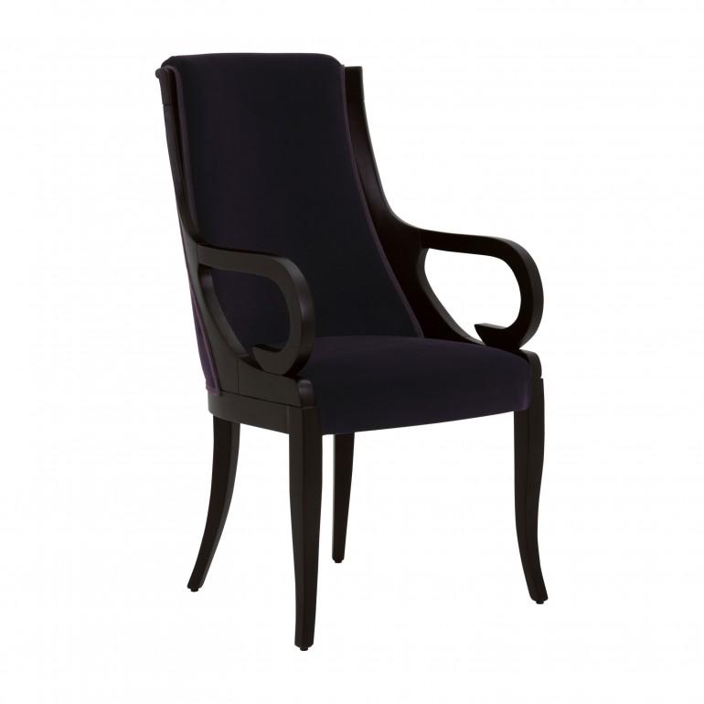italian classic armchair letizia 670