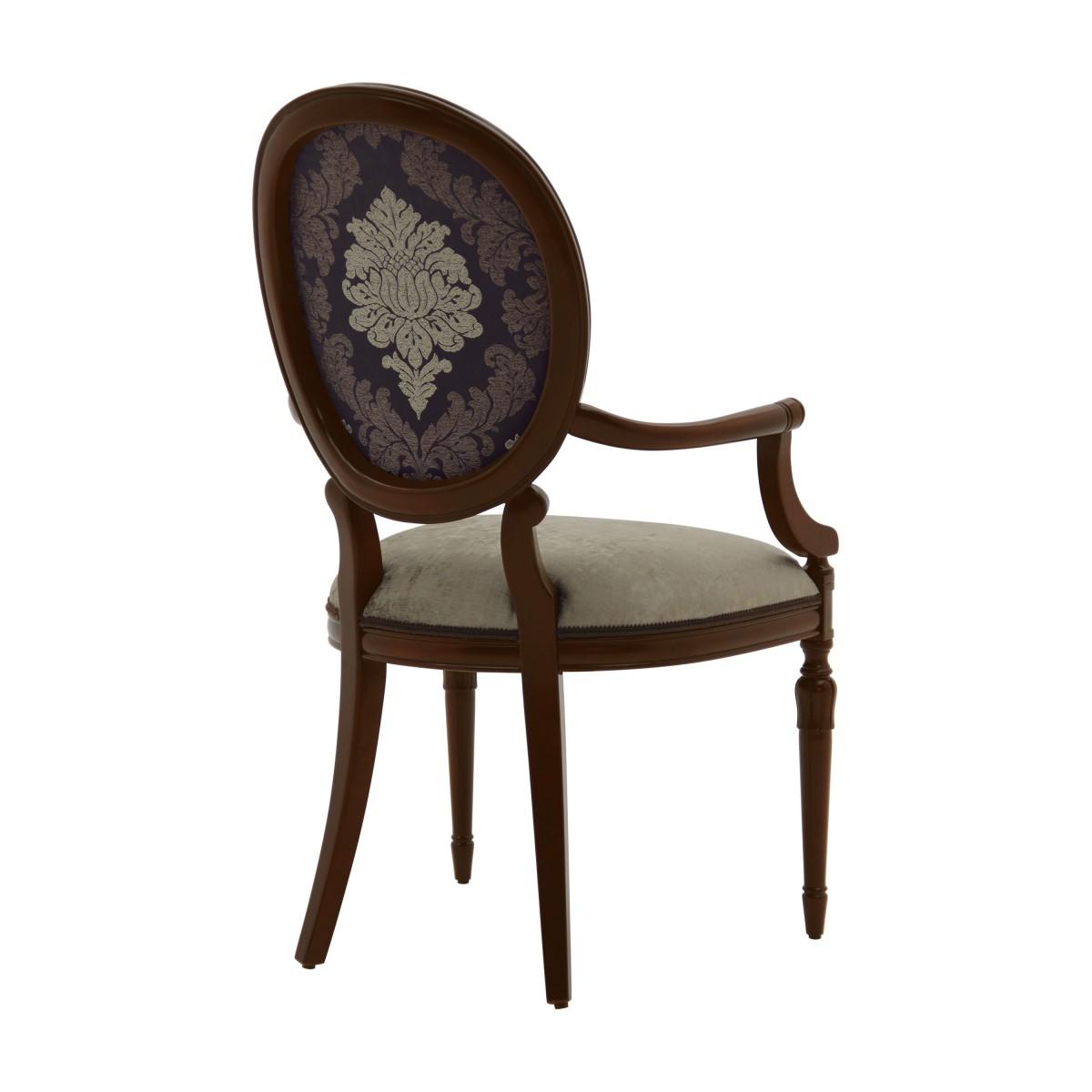 italian classic armchair olga 1 3008