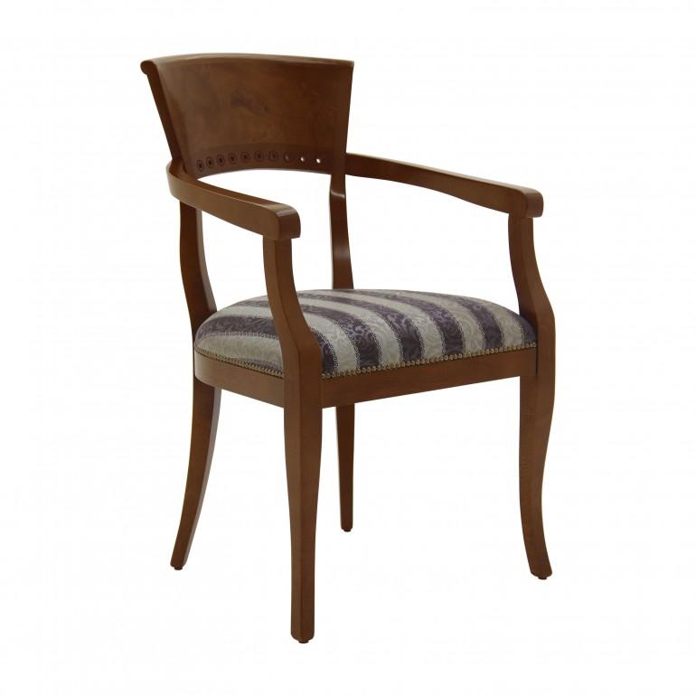 italian classic armchair radica 436