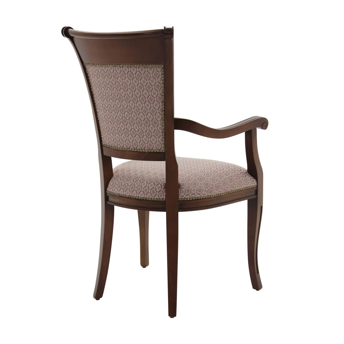 Small armchair Ricciolo - Sevensedie