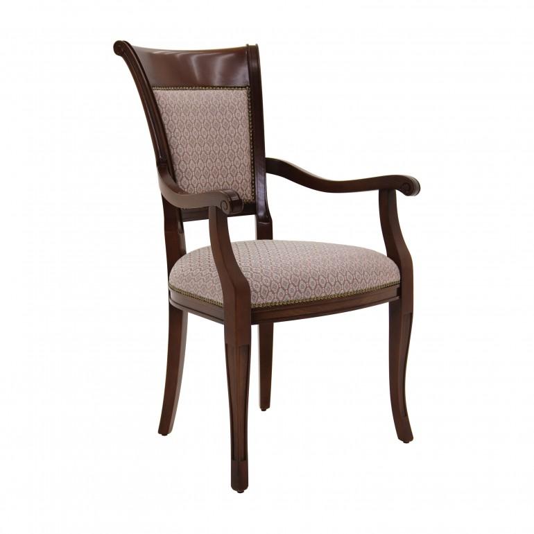 italian classic armchair ricciolo 9567