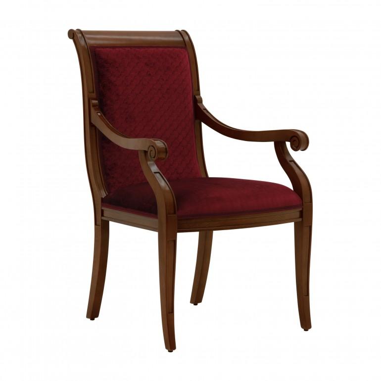 italian classic armchair torino 4822