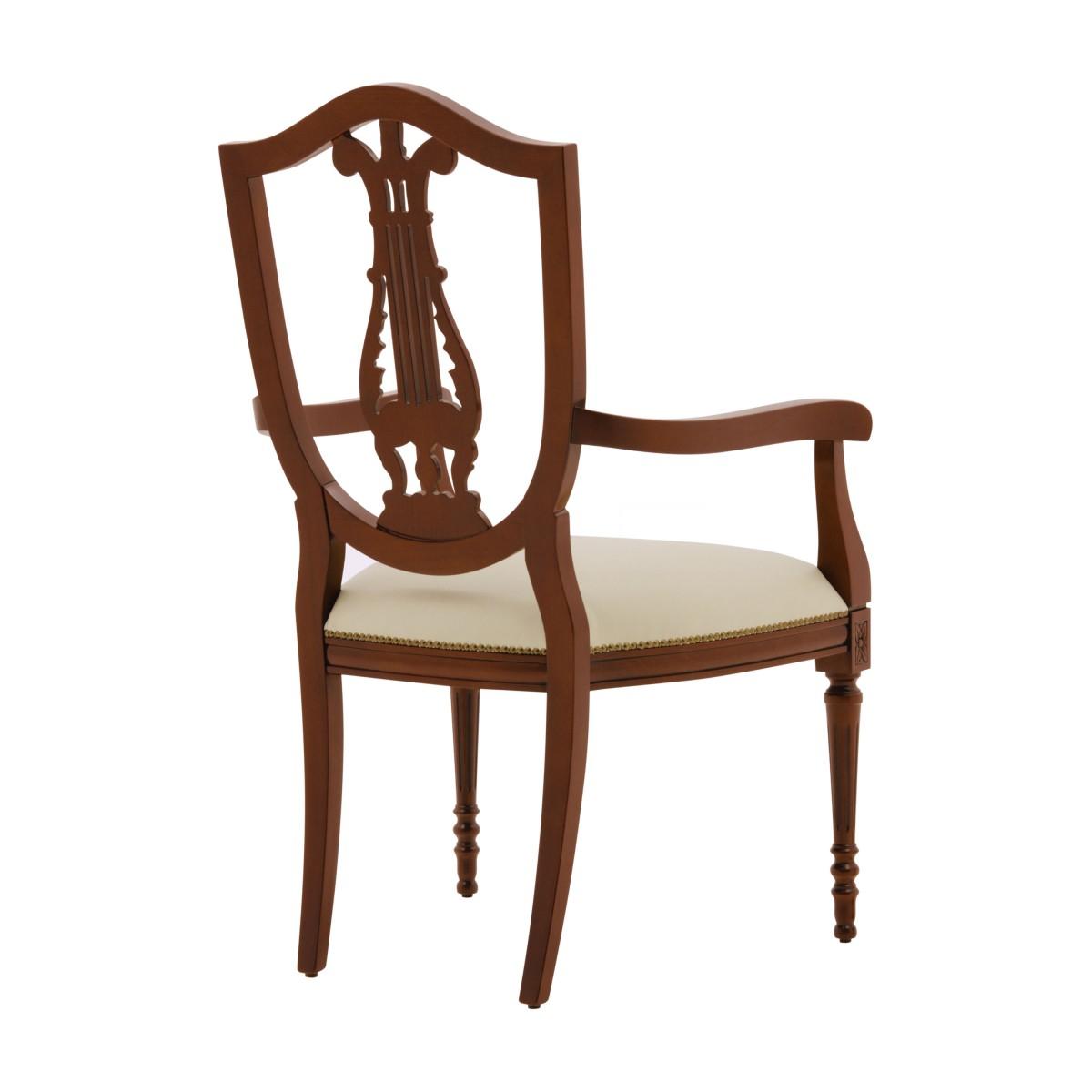Small armchair Violino - Sevensedie