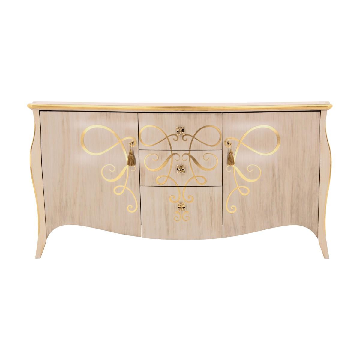 italian classic sideboard butterfly 5663