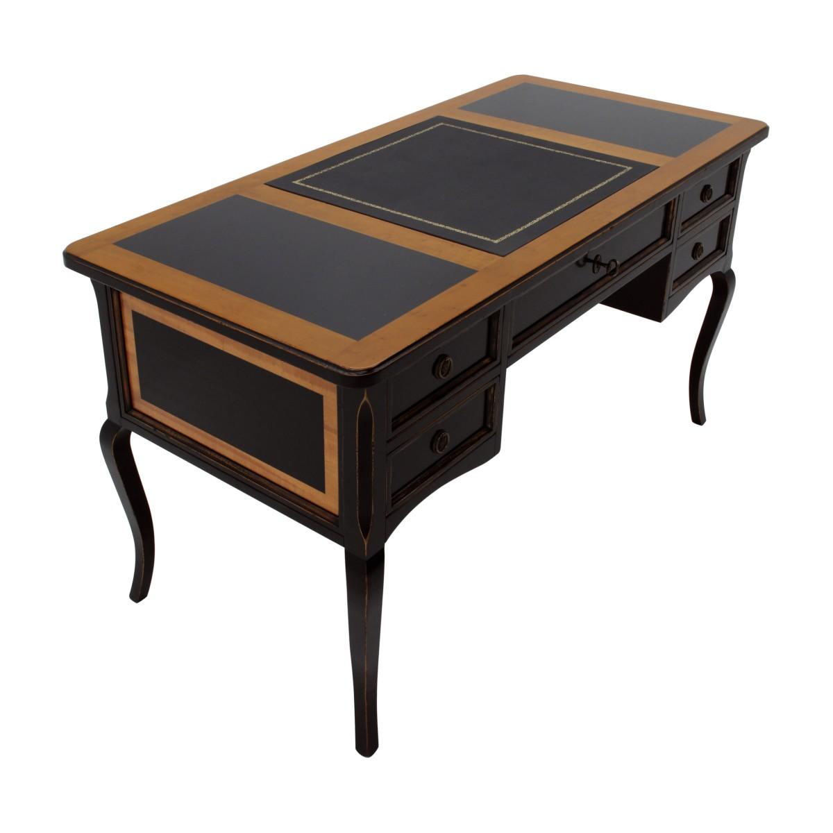 italian classic writing desk perseo 4 2431