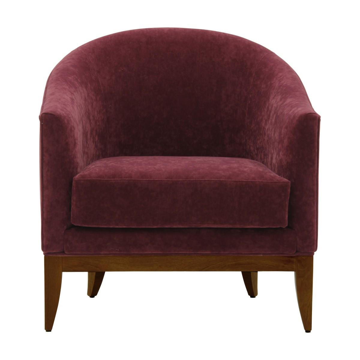 italian contemporary armchair king 4034