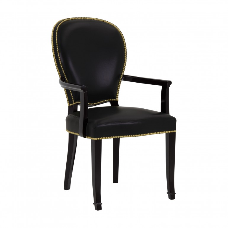 italian contemporary armchair manhattan 1319