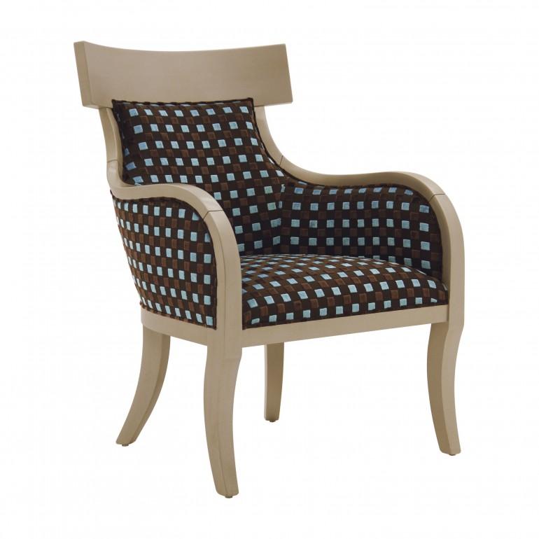 italian contemporary armchair taura 2952
