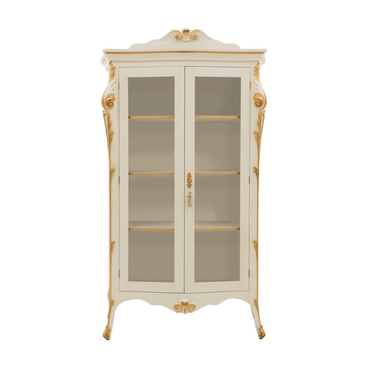 italian glass cupboard aura 0 968