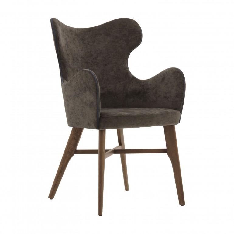 italian modern armchair auribus 3322