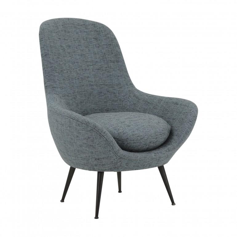 italian modern chair club 8872