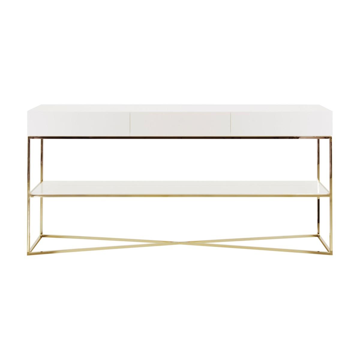 italian modern consolle table klepsidra 4123